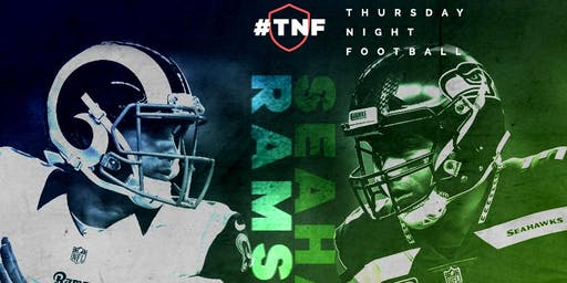 Thursday Night Football (TNF) & Tequila at Lost Society
