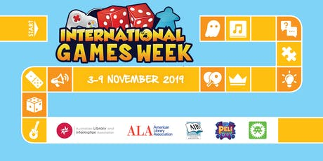 Wii U Gaming Event for International Games Week at Erina Library tickets