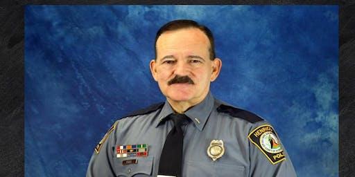 Retirement Reception for Lt. Jim Price