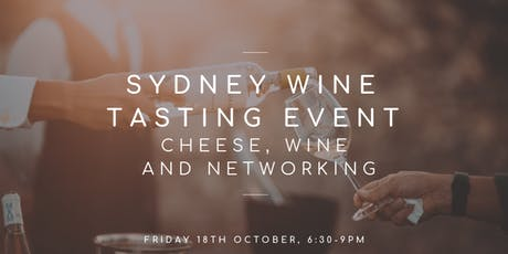 FREE *SYDNEY* Wine Tasting Event! Launch of Cloud Wine Social! tickets