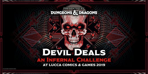 Devil Deals - Presented by Dungeons & Dragons