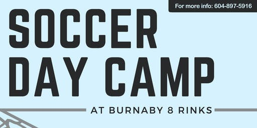 Soccer Day Camp at 8 Rinks