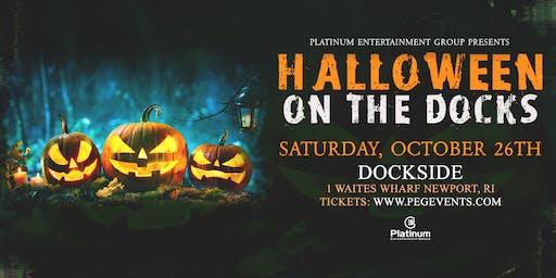 Halloween on the Docks