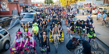 Volunteers Needed - 2019 Mobile Witches Ride tickets