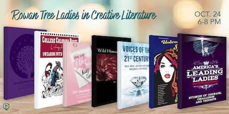 Rowan Tree Ladies in Creative Literature tickets