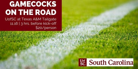 Gamecocks on the Road: South Carolina at Texas A&M Tailgate tickets