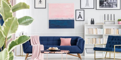 Colour Your World, How to build a colour palette for your living room - Underwood tickets