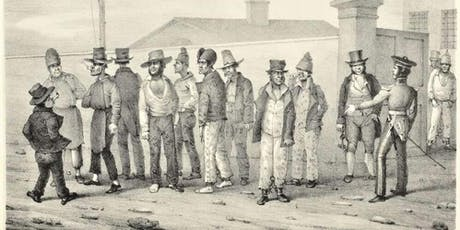Tracing Your Convict Ancestors at Tuggerah Library tickets