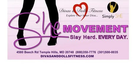 SHE Movement tickets