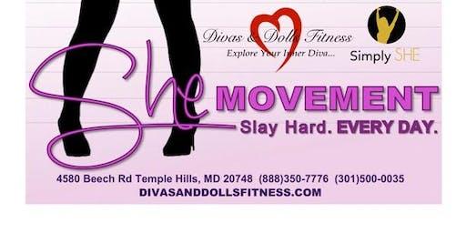 SHE Movement