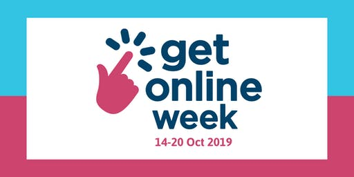 Get Online Week: Digital drop-in come & try sessions - Hub Library