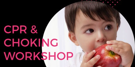 CPR and Choking Mini Workshop tickets