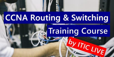 CCNA Routing and Switching Course (Weekend) tickets