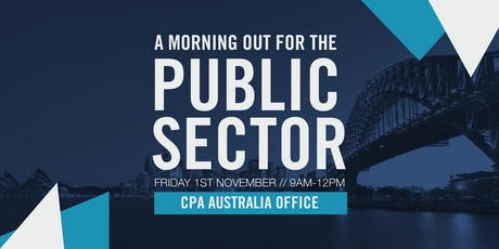 [ SYDNEY ] A Morning Out For The Public Sector tickets
