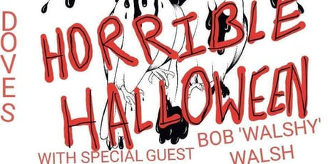 Dirty Doves Horrible Halloween tickets