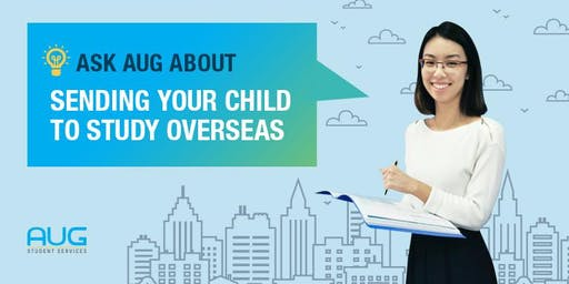 All about Overseas Education - Parent Drop in Sessions