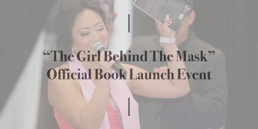 'The Girl Behind The Mask' Official Book Launch