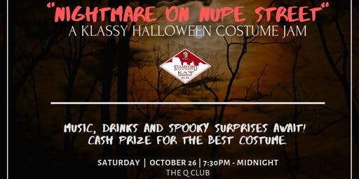 Nightmare on Nupe Street