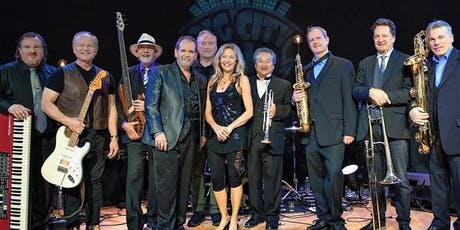 Big City Soul At The Stage Tsawwassen tickets
