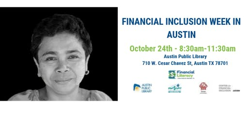 Financial Inclusion week in Austin