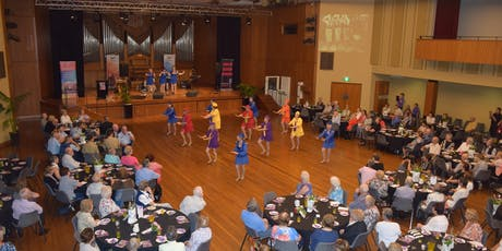 Seniors Festival Lady Mayoress Afternoon Tea Dance 2020 tickets