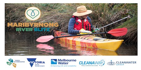 Maribyrnong River Blitz tickets