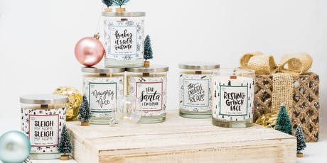 Candle Making Workshop Hosted by Brighter Days at the Asbury Park Bazaar tickets