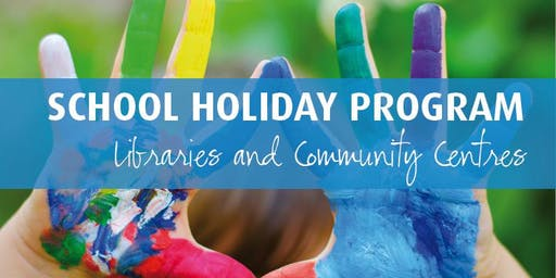 January School Holidays: Summer Days Craft Play