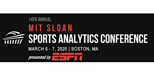 MIT Sloan Sports Analytics Conference 2020