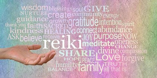 Reiki Share Evening