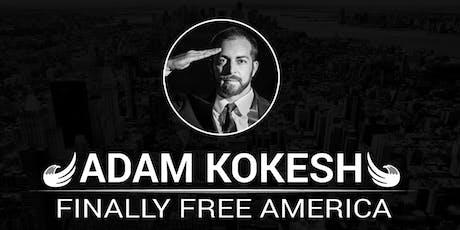 Meet Adam Kokesh, Libertarian Candidate for President 2020 tickets