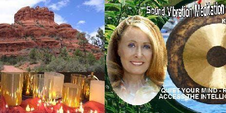 Sound Bath Gong & Crystal Bowl