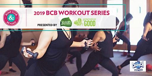 FREE BCB Workout with Crunch Fitness! (Schaumburg, IL)