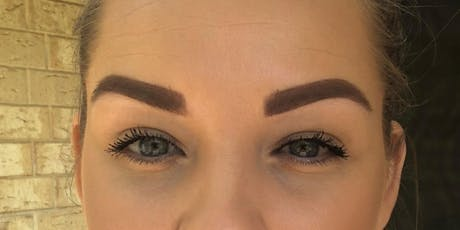 Eyebrow Makeup Workshop tickets