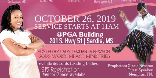 The Lords Leading Ladies Conference