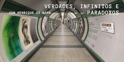 Palestra - Verdades, infinitos e paradoxos
