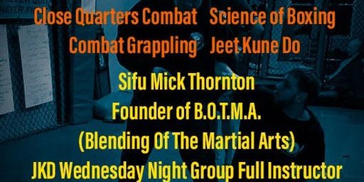 Jeet Kune Do & Combatives Seminar