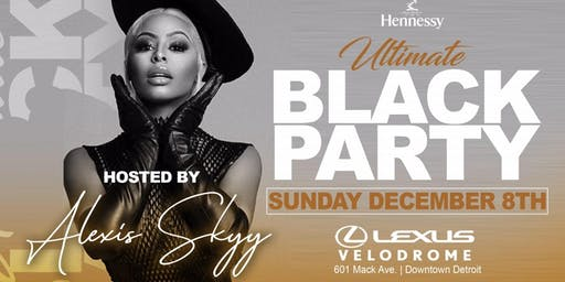 THE ULTIMATE BLACK PARTY