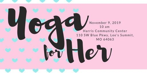 Yoga for HER!