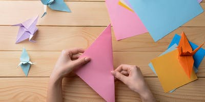 Origami Christmas Decorations at Kincumber Library