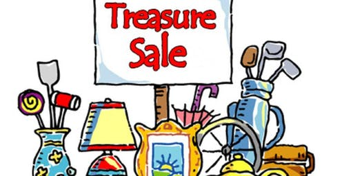 Fall Treasure Sale