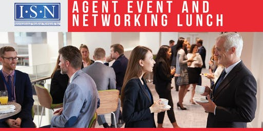 Agent Event and Networking Lunch (ISN Fair) - October 20, 2019