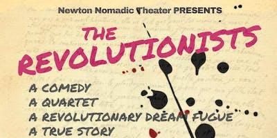 The Revolutionists - Weston Arts & Innovation Center