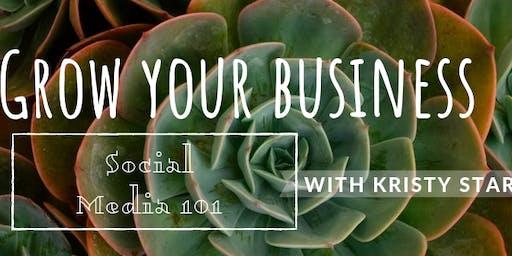 Grow your Business Redmond: Social Media 101