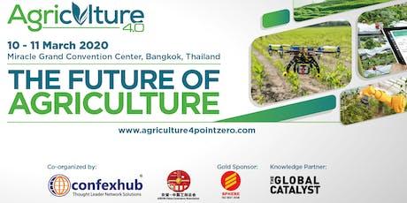 Agriculture 4.0 billets