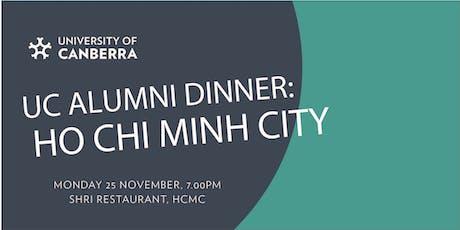 UC Alumni Dinner in Ho Chi Minh City tickets
