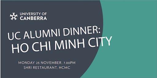 UC Alumni Dinner in Ho Chi Minh City