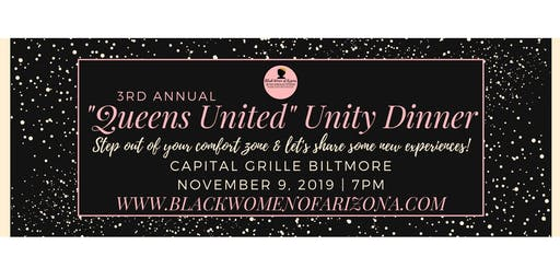 "BWA 3rd Annual ""Queens United"" Dinner 2019"