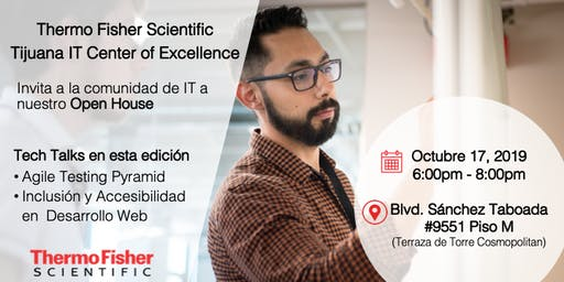 Thermo Fisher Scientific Open House
