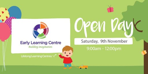 Open Day at Early Learning Centre Smithfield